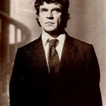Alan Bates as Melon, 1987