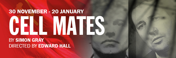 Cell Mates at Hampstead Theatre this Autumn – Full cast announced