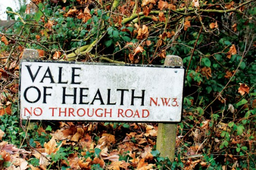 In the Vale of Health
